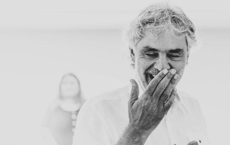 Andrea Bocelli, entrevista con el tenor italiano - cantante-artista-andrea-bocelli