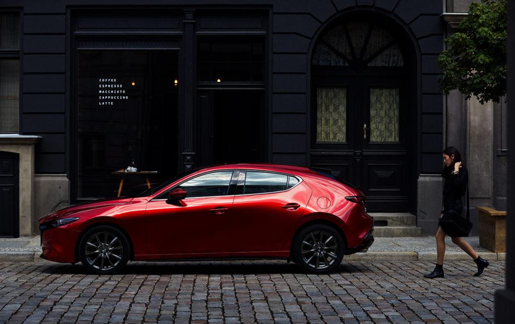 Mazda 3: comodidad, lujo y tecnología - coche auto mazda3