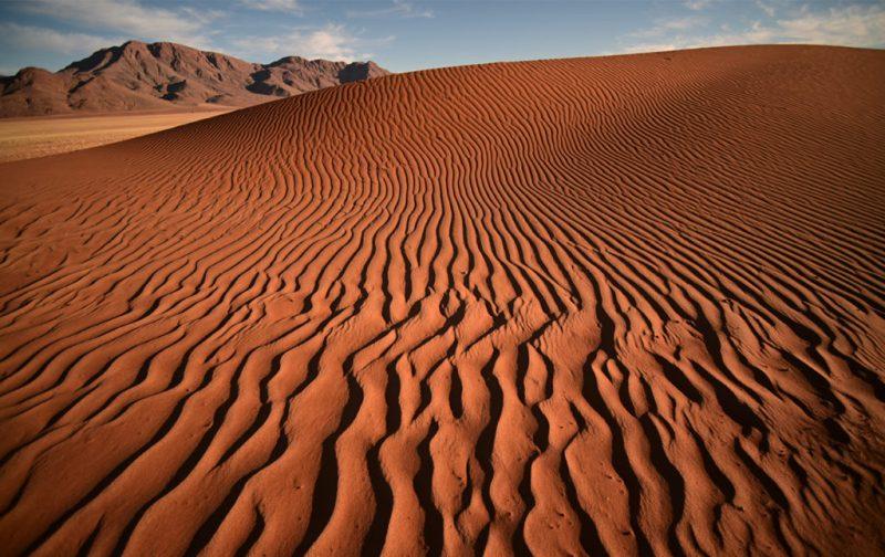 Un recorrido por África - desierto-foto-arena-textura-africa