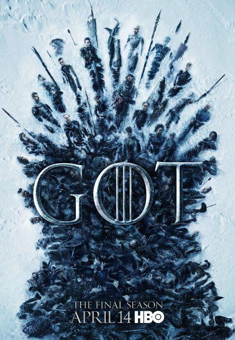 Las últimas noticias de Game of Thrones - hotbook-las-ultimas-noticias-de-game-of-thrones-poster
