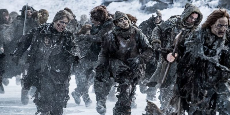 Los momentos clave del último episodio de Game of Thrones - hotbook-los-momentos-clave-del-ultimo-episodio-de-game-of-thrones_ejercito-de-los-muertos