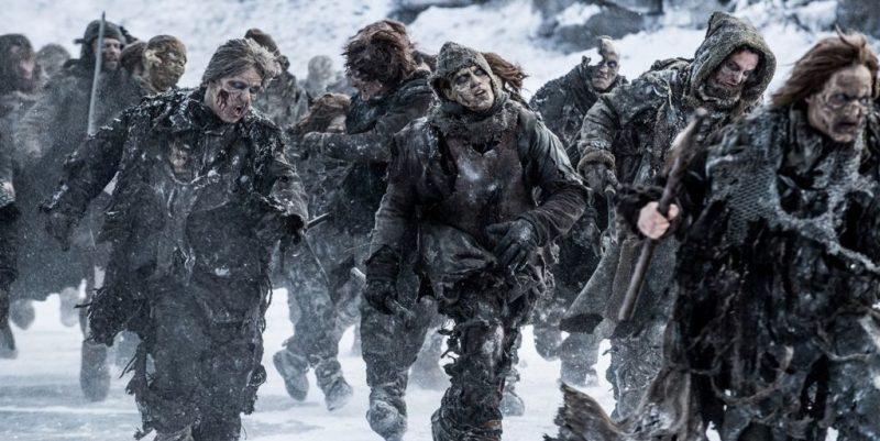 Los momentos clave del último episodio de Game of Thrones - hotbook-los-momentos-clave-del-ultimo-episodio-de-game-of-thrones_ejercito-de-los-muertos