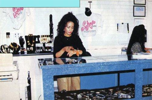 12 datos de Selena Quintanilla que probablemente no conocías - hotbook_selenaquintanilla_fact1