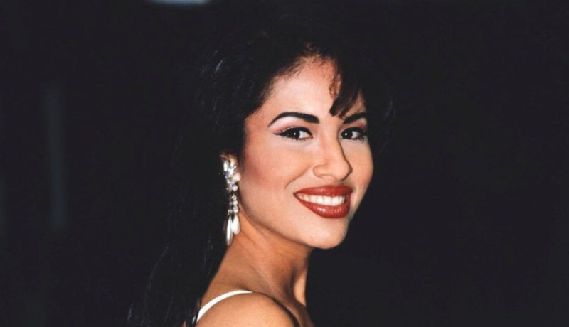 12 datos de Selena Quintanilla que probablemente no conocías - hotbook_selenaquintanilla_fact2