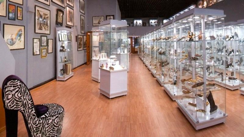 Museos que probablemente no sabías que existían en la CDMX - museosraros_calzado