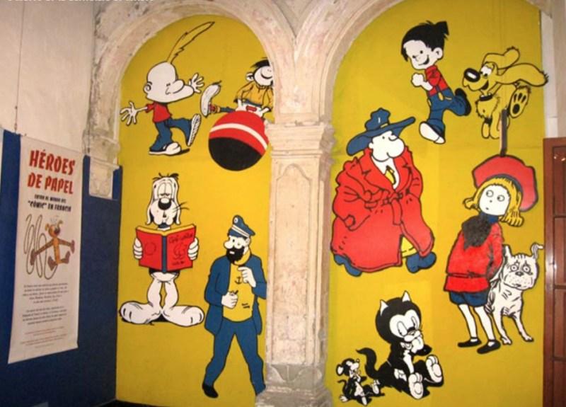 Museos que probablemente no sabías que existían en la CDMX - museosraros_caricatura