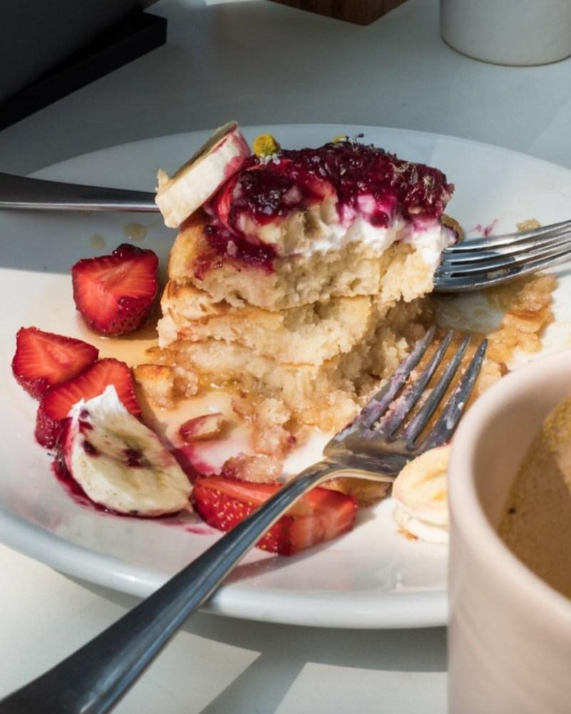 Los mejores lugares para comer hotcakes en la CDMX - pancakes_niddo