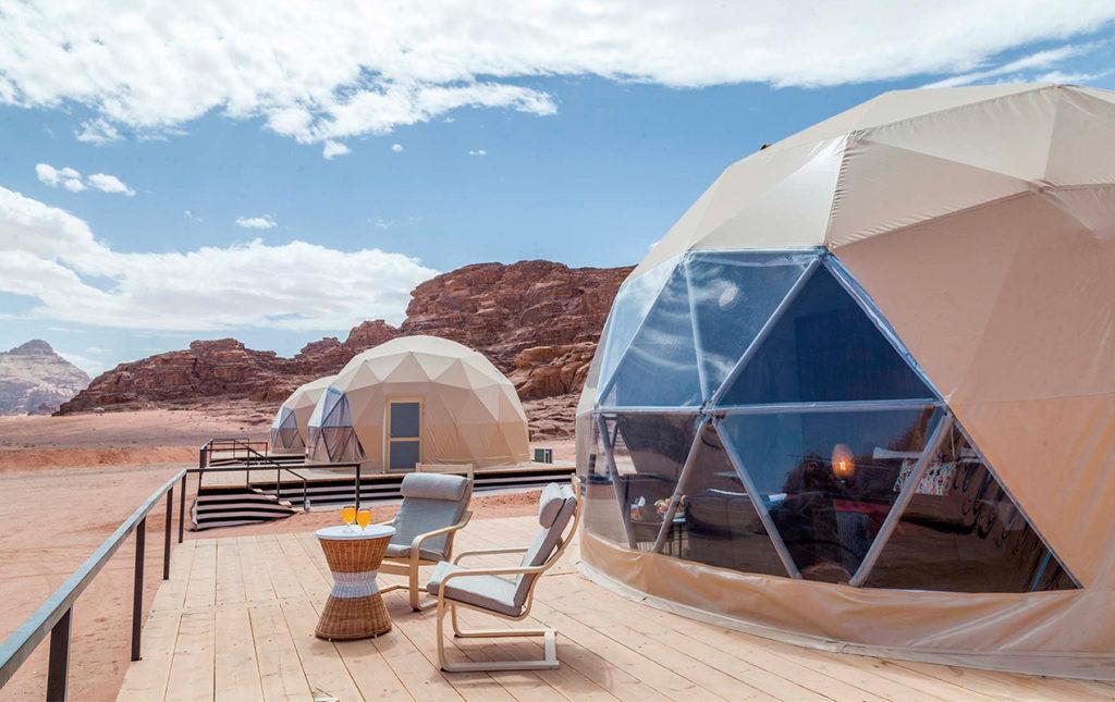 Sun City Camp, un campamento en el desierto - PORTADA sun city camp