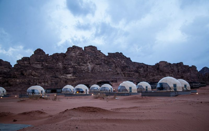 Sun City Camp, un campamento en el desierto - sun-city-camp-desierto-wadi