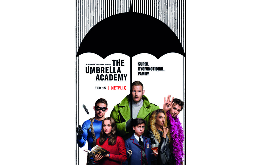 Trending now - The Umbrella Academy