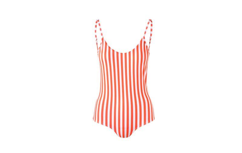 HOTstuff: piezas de temporada para él y para ella - traje-de-bancc83o-rayas-rojo-blanco