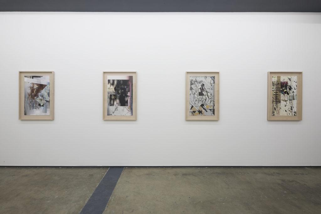 Carlos Aguirre presenta su primera exposición en Proyectos Monclova - 1
