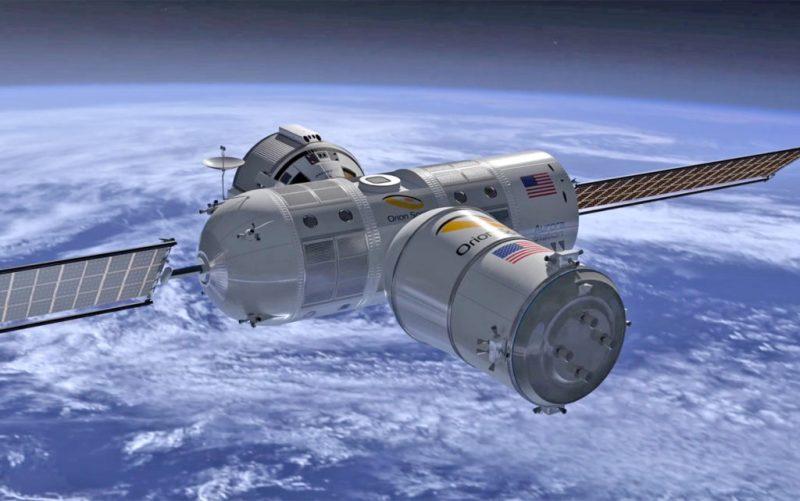 El primer hotel en el espacio - 2-aurora-station