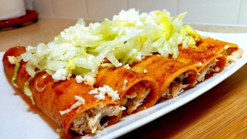 Recetas súper fáciles y deliciosas para todo el día - 4-enchiladas-de-nopal
