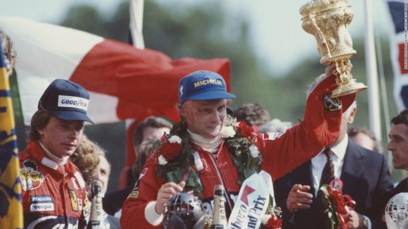 Niki Lauda: el legendario piloto de la Fórmula 1 - 4-niki-lauda