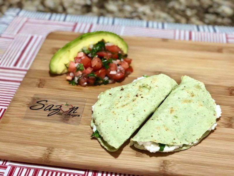 Recetas súper fáciles y deliciosas para todo el día - 5-quesadillas-de-cottage