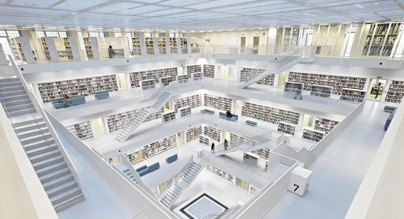 Las bibliotecas más bonitas del mundo - bibliotecas_citylibrary