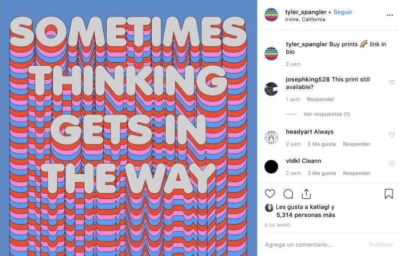 Las cuentas de Instagram que despertarán tu creatividad - cuentas-de-instagram-creatividad-7