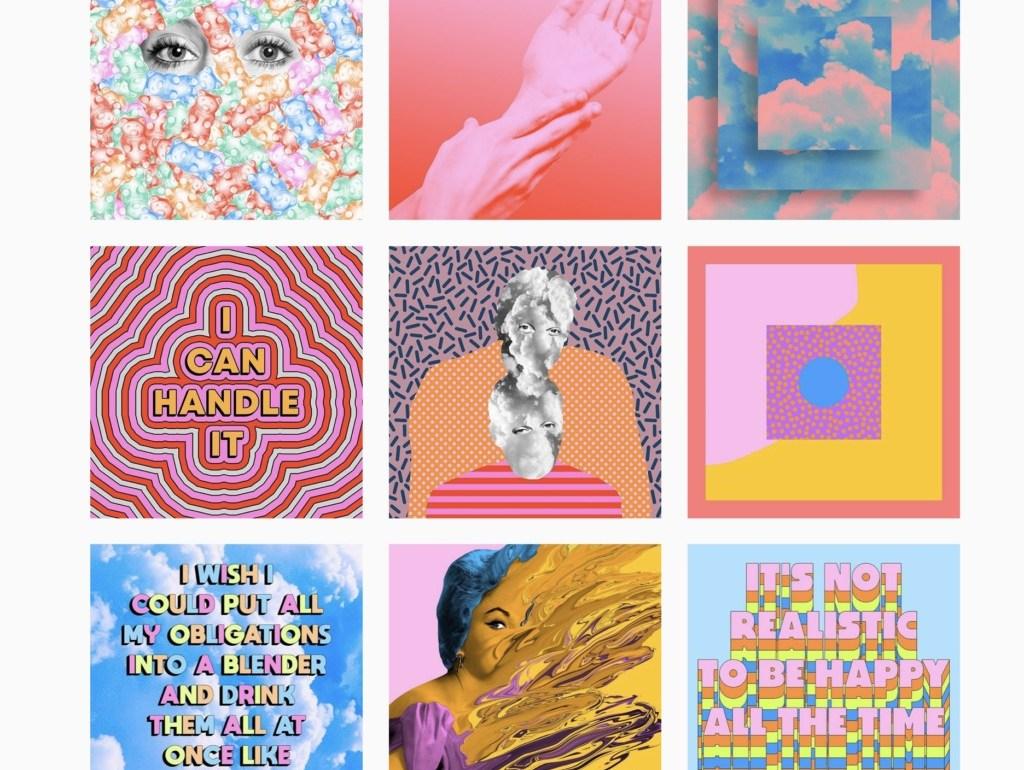 Las cuentas de Instagram que despertarán tu creatividad - Cuentas de Instagram creatividad portada