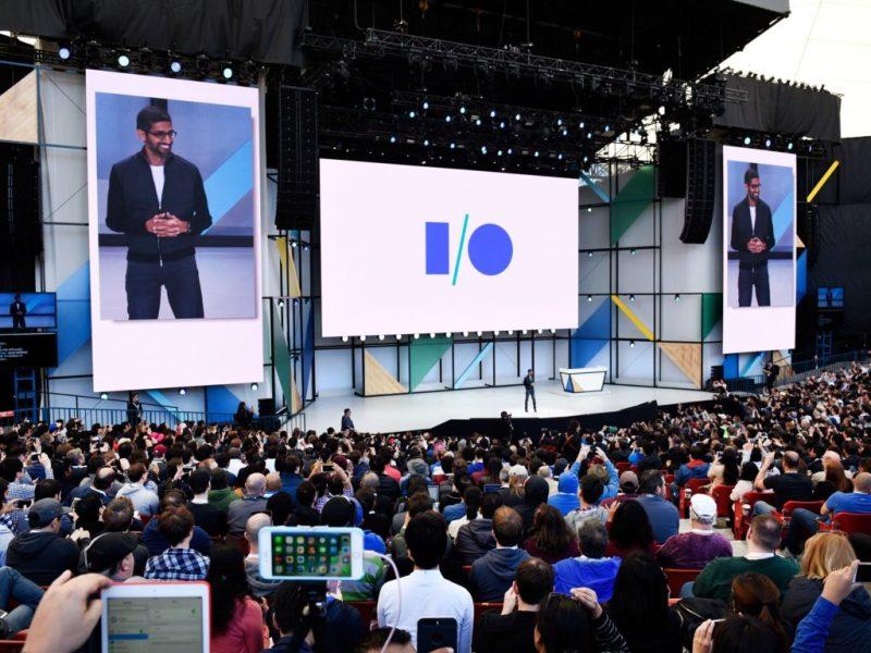 Lo más esperado de la conferencia Google I/O 2019 - googleio2019_auditorio