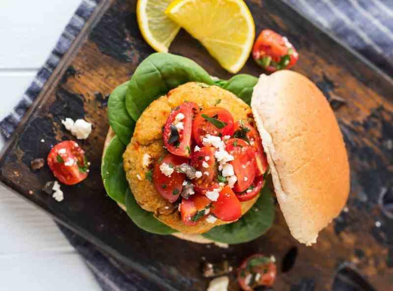 5 deliciosas recetas con quinoa - hotbook_recetasquinoa_hamburguesa