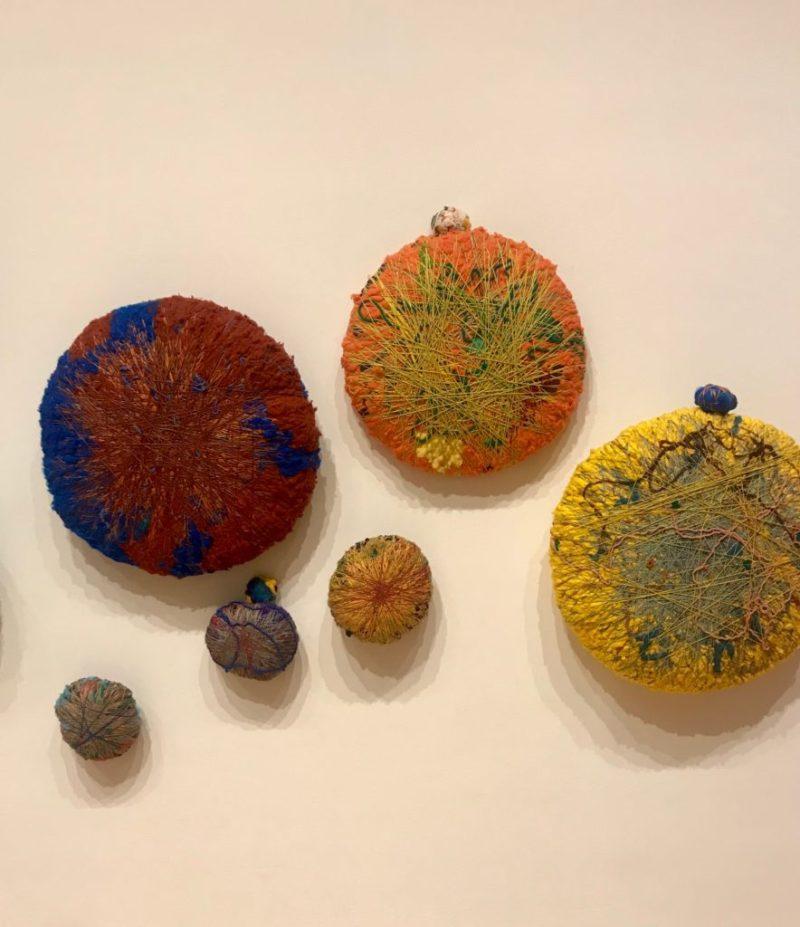 """""""Open Field"""", la nueva exposición de Sheila Hicks en The Bass Museum en Miami - sheila-hicks-5"""