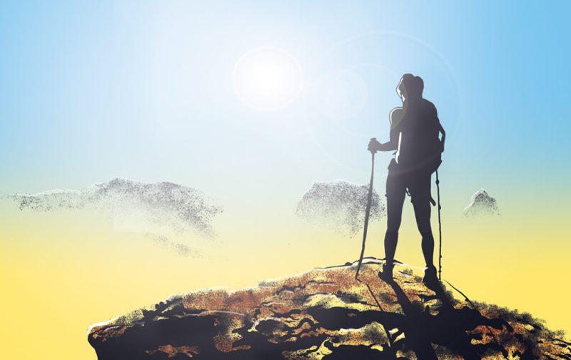 Todo lo que tienes que saber para disfrutar del trekking - trekking-hotetiquette