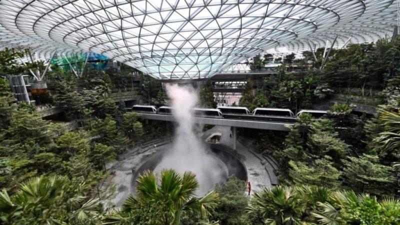 Los 10 mejores aeropuertos del mundo - 1-singapur