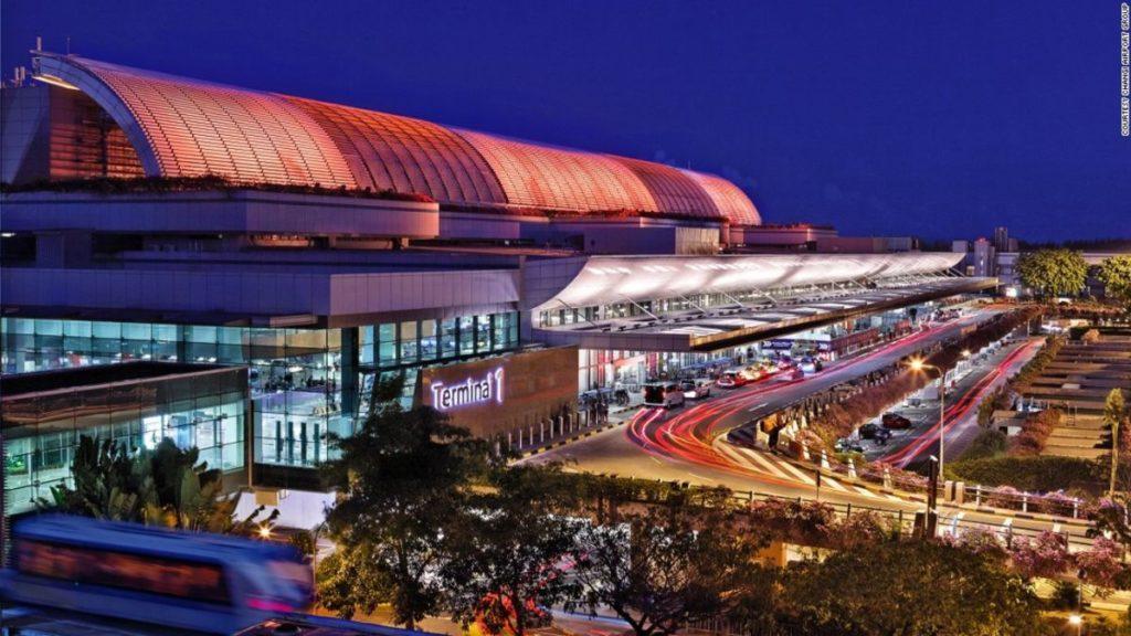 Los 10 mejores aeropuertos del mundo - 6. Aeropuerto de Japón Central