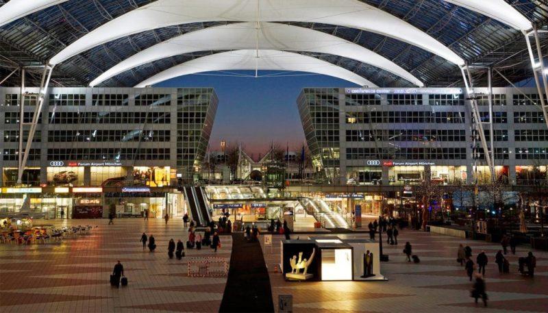 Los 10 mejores aeropuertos del mundo - 7-aeropuerto-munich