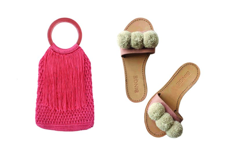 Look de playa a la mexicana - binge-knitting