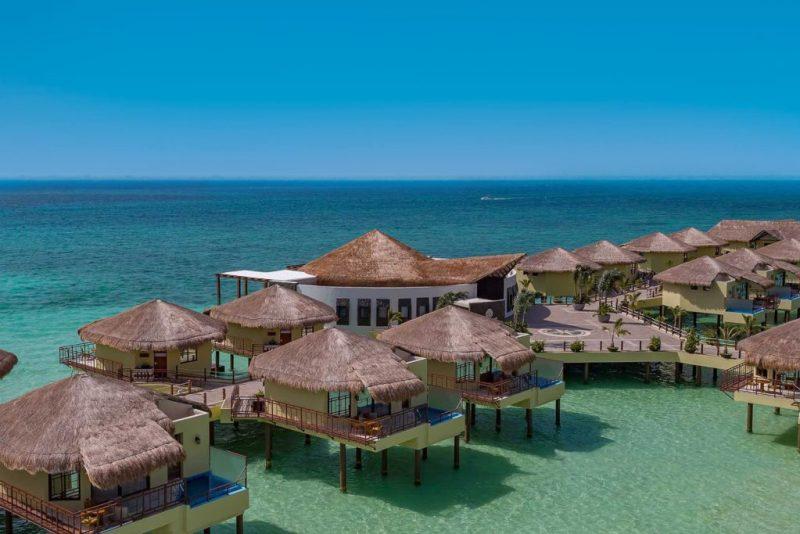Los mejores resorts con bungalós sobre el agua - hotelesbungalos_eldorado