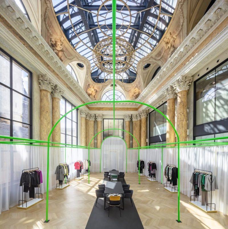 Las boutiques más impresionantes del mundo - modarecintosarquitectonicos_maje