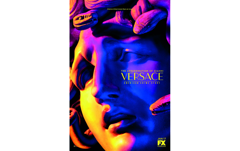 Trending now - NETFLIX-The Assassination of Gianni Versace