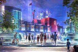 El impresionante parque de diversiones de Marvel en California - Parque de diversiones Marvel en California Portada