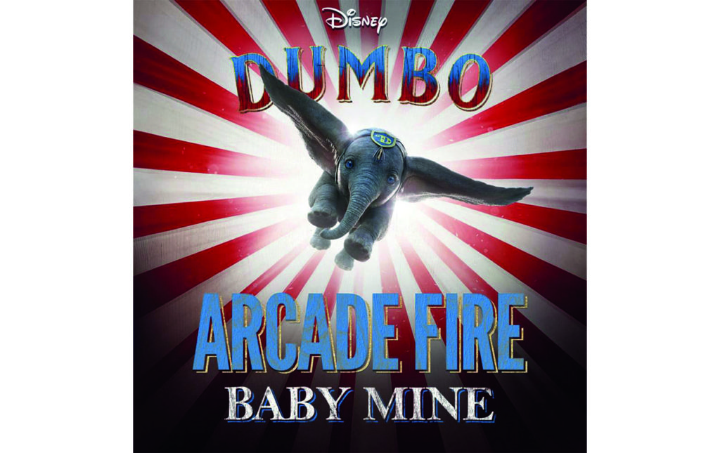 Trending now - SPOTIFY-Baby Mine - Arcade Fire