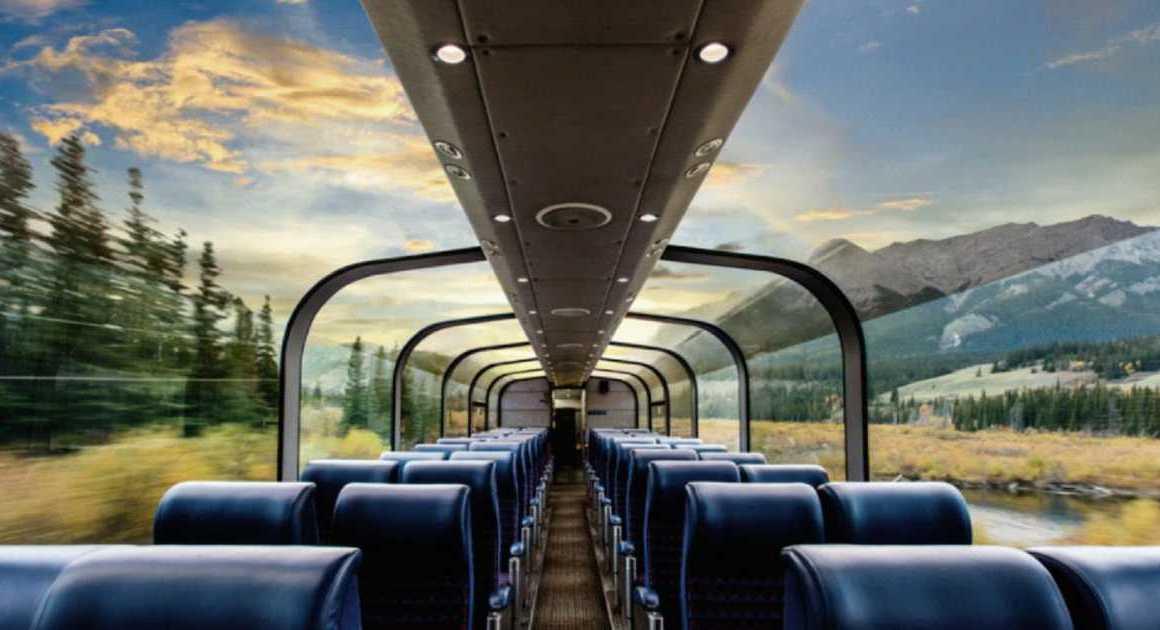Los viajes en tren más sorprendentes - viajes en tren sorprendentes portada
