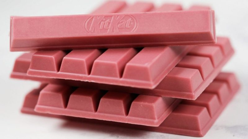 10 cosas que no sabías sobre KitKat® Ruby - 3-kitkat