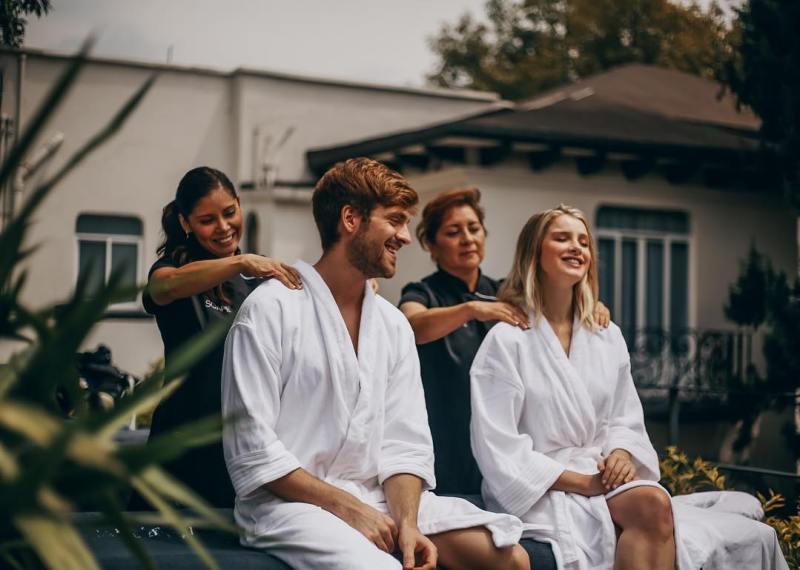 Helle Jeppsson es cofundadora de la mejor app de masajes a domicilio - 3-scape