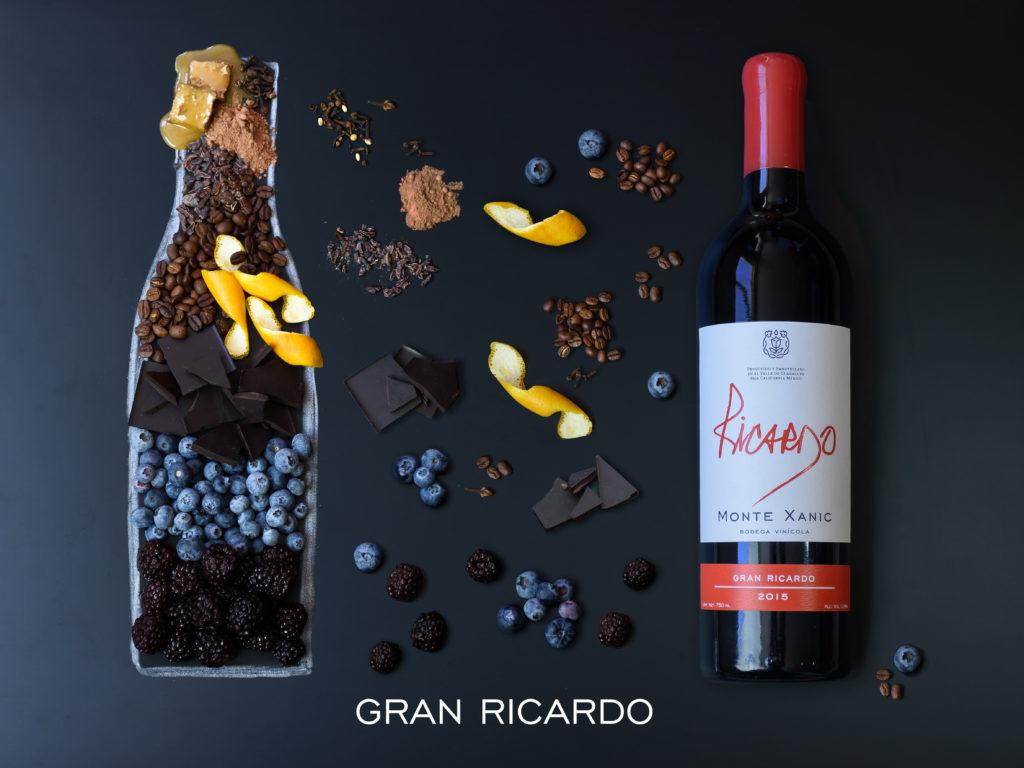 25 aniversario de Gran Ricardo, Monte Xanic - Gran Ricardo