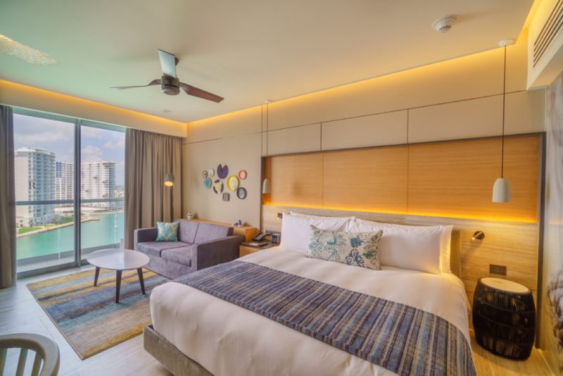 El nuevo Marriott Renaissance Cancún Resort & Marina en Puerto Cancún - marriot-renaissance-3