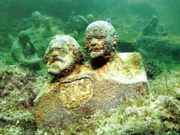 Los museos subacuáticos más cool del mundo - museossubacuaticos_tarkhankutucrania