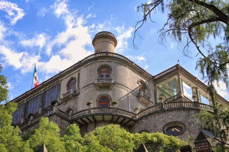 Bosque de Chapultepec, el mejor parque del mundo - bosquedechapultepec_castillo