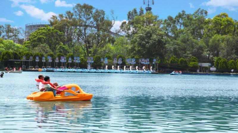 Bosque de Chapultepec, el mejor parque del mundo - bosquedechapultepec_lago
