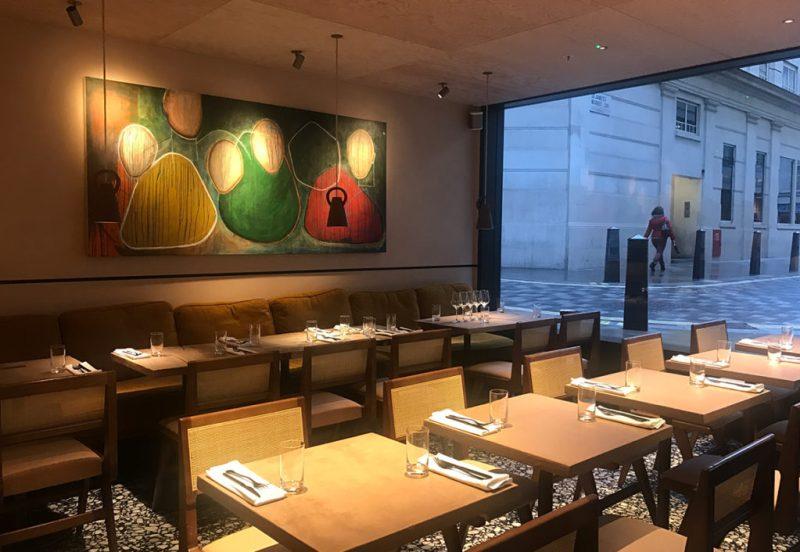 Chefs que están cambiando la escena gastronómica en Londres - hotbook_hotgourmet_ikoyisalon_nuevascarasenlondres