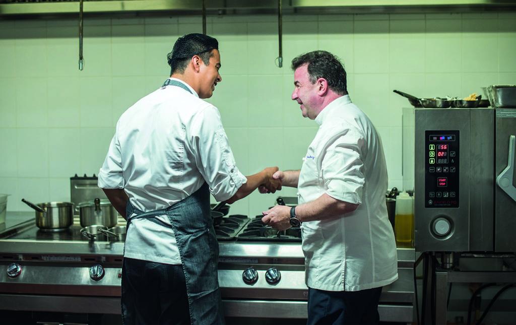 Martín Berasategui, excelencia gastronómica - Martín Berasategui-1