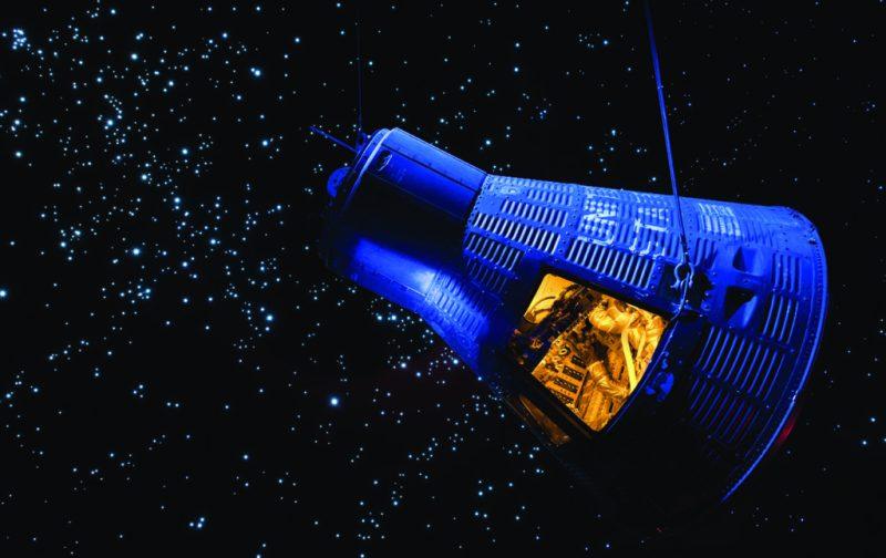 Houston celebra el 50º aniversario del primer alunizaje - space-center-houston