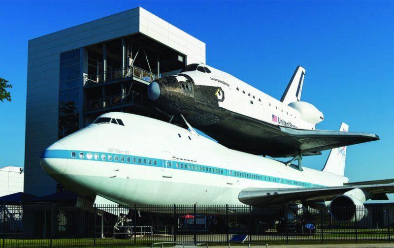 Houston celebra el 50º aniversario del primer alunizaje - space_center_houston