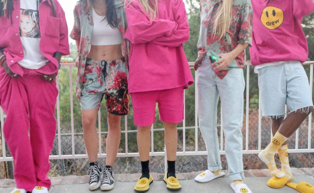 La misteriosa línea de ropa de Justin Bieber, House of Drew - house of drew portada