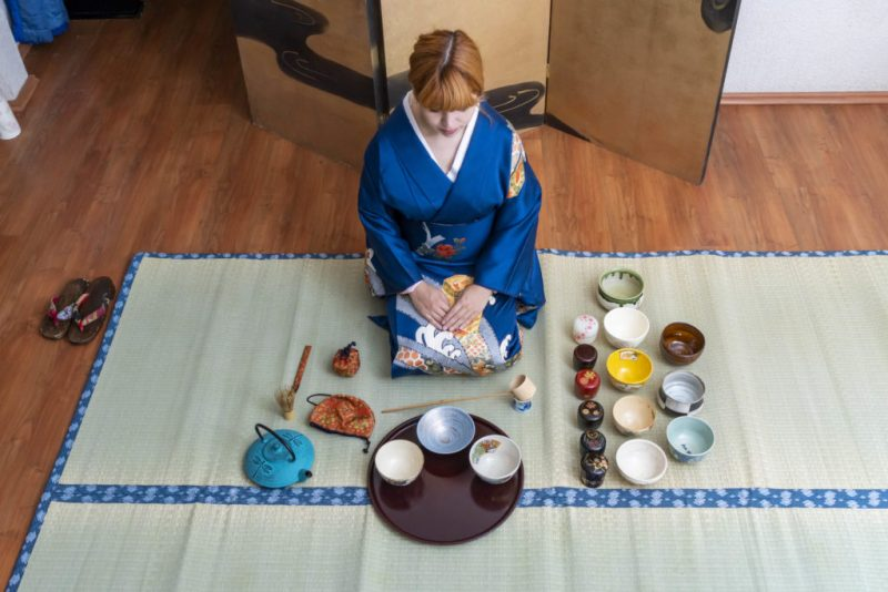 Jitaku y su tradicional ceremonia del té - jitaku-1